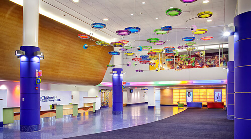 1. Children's Hospital of Pittsburgh – Pittsburgh, Pennsylvania