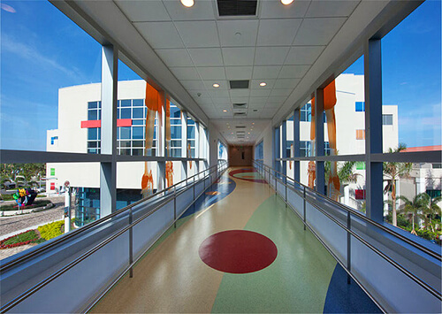 11. Joe DiMaggio Children's Hospital – Hollywood, Florida