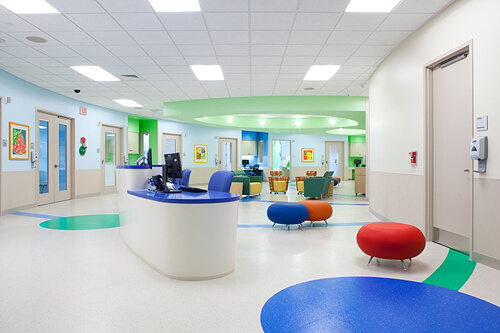 Heled DeVos Childrens Hospital