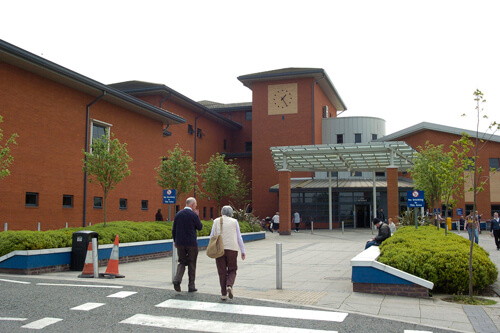 18. University Hospital of South Manchester - Wythenshawe Hospital – Manchester, U.K.