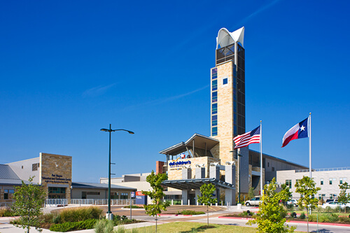 2. Dell Children's Medical Center of Central Texas – Austin, Texas