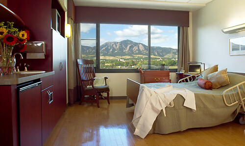 25. Boulder Community Foothills Hospital – Boulder, Colorado