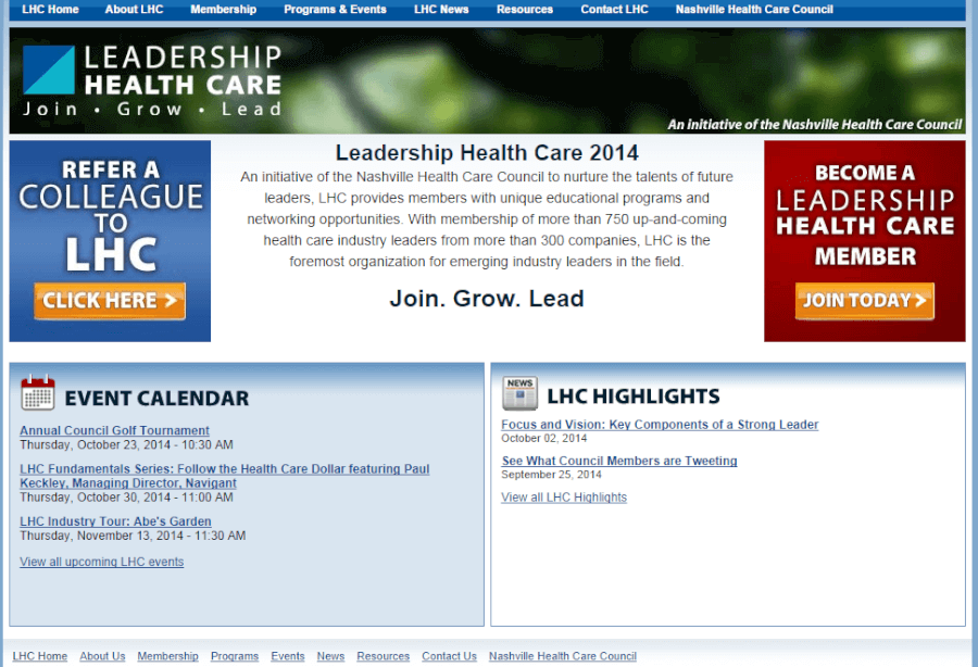 Leadership-Health-care
