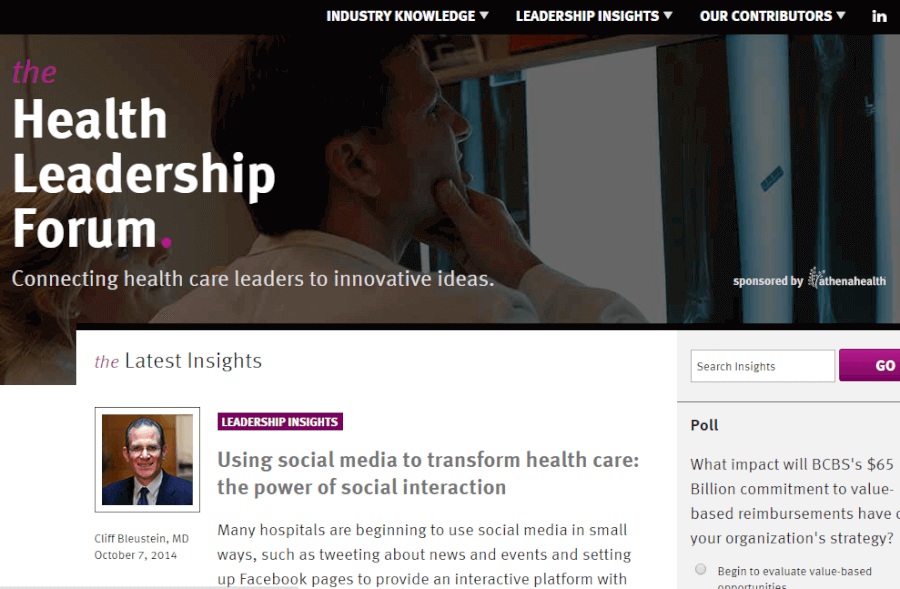 The-Health-Leadership-Forum