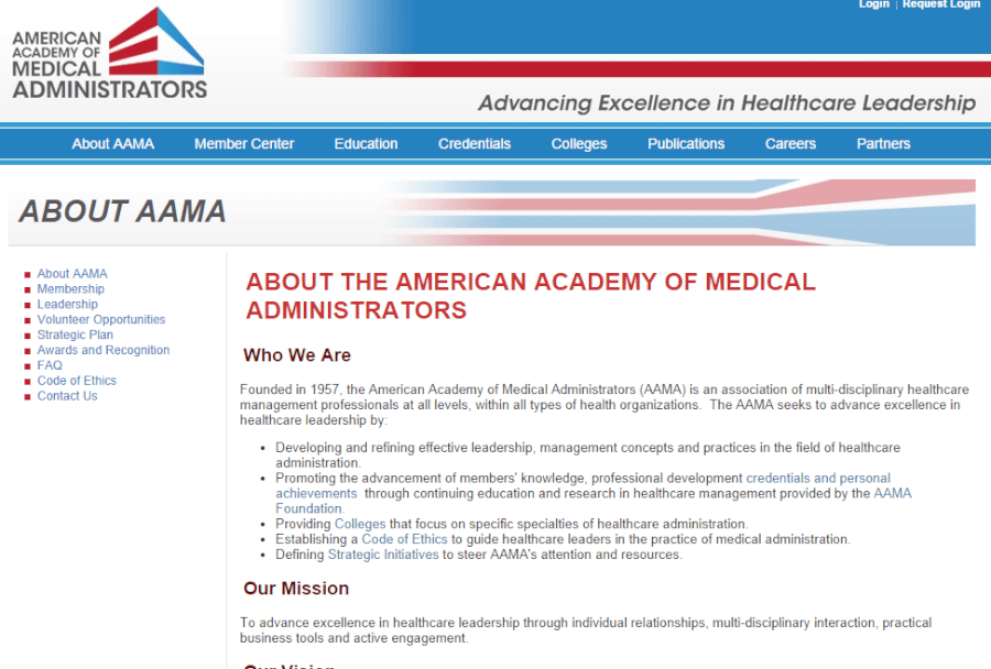american-academy-of-medical-administrators