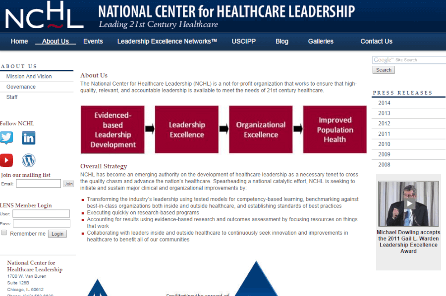 national-center-for-healthcare-leadership