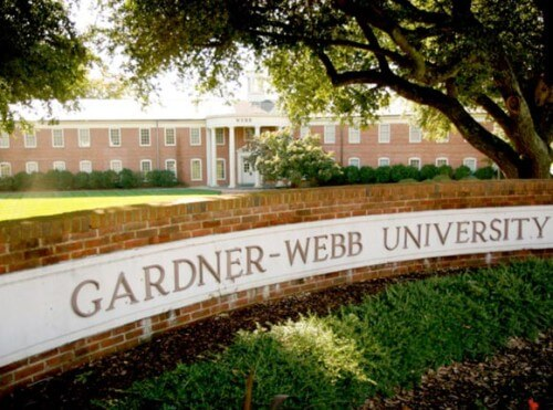 Gardner Webb University - Healthcare Management