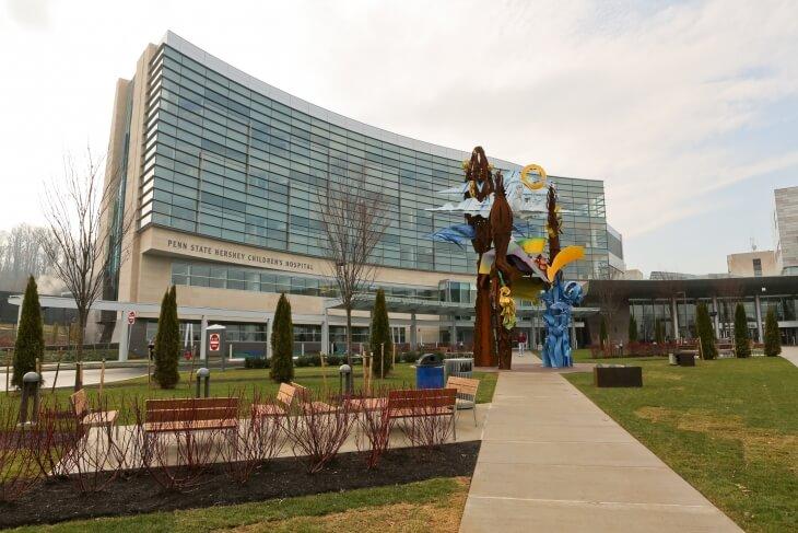 Penn-State-Hershey-Childrens- Hospital-amazing-childrens-hospital