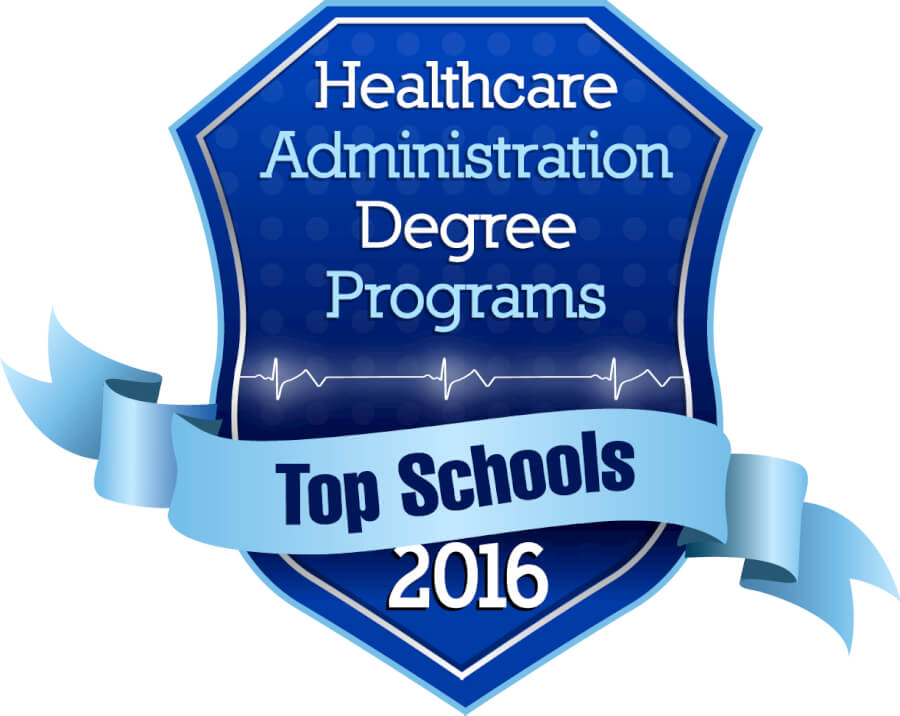 50 Best Schools for a Healthcare Administration Degree 2016 ...
